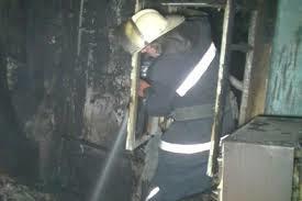 Реагирование подразделений пожарной охраны на пожар в Сафакулевском районе (итог)