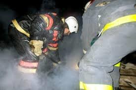 Реагирование подразделений пожарной охраны на пожар в Варгашинском районе (итог)