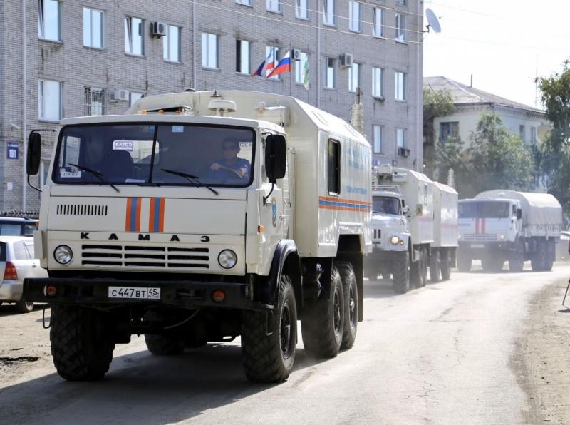 Курганская область примет участие во Всероссийском командно-штабном учении  по ликвидации последствий чрезвычайных ситуаций природного характера